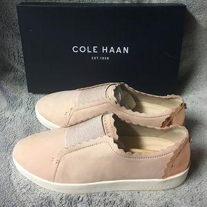 New Cole Haan Grandpro Sneakers